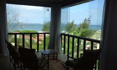 Photo for HOUSE IN BUZIOS, WITH ALL COMODS WITH SEA VIEW