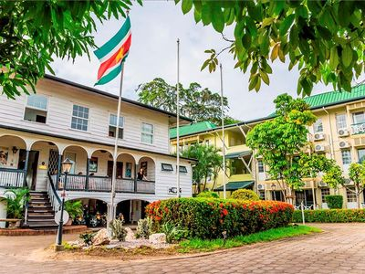 Photo for Luxurious and prestigious hotel in Suriname.