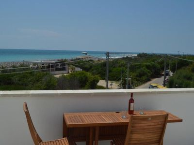 Photo for 2 bedroom Villa, sleeps 5 with Air Con and Walk to Beach & Shops
