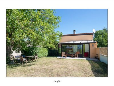 Photo for 1BR Cottage Vacation Rental in Thury, Bourgogne-Franche-Comté