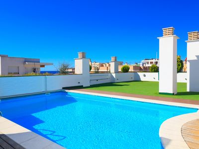 Photo for NICE APARTMENT WITH SWIMMING POOL IN SALOU - S206-297 SOL I MAR