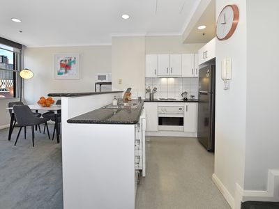 Photo for 222 Victoria St CBD Fully Furnished 1 Bed Apt. $710 Per Week