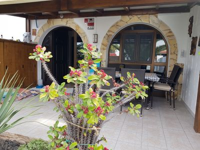 Photo for Chalet for 4 people in a quiet area in the north of Fuerteventura