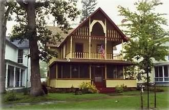 Photo for The Drake Cottage at Thousand Island Park, New York