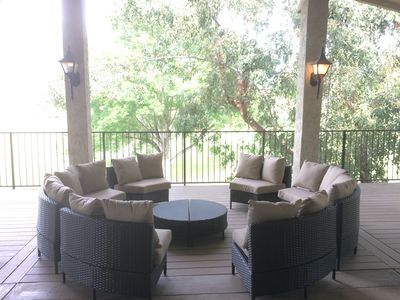 Photo for Boutique Hotel Style 8br/8ba Above Golf Course