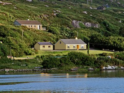 Photo for Modern detached bungalow (near 148 and 150) on the side of the Lamb's Head Peninsula and besid…