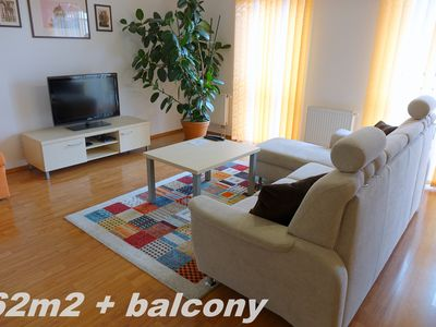 Photo for EEL 62m2 apartment on strategic place