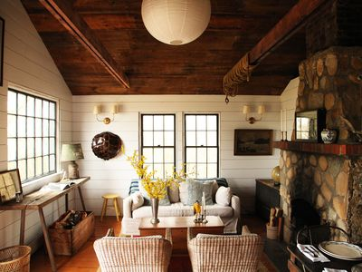 Photo for Pristine Rustic Hideaway in Hither Hills, a Hundred Steps to the Atlantic