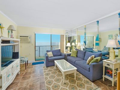 Amazing Bay Front Condo with 2 Levels and Outdoor Pool!