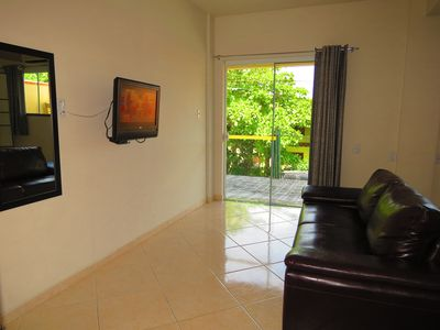 Photo for Code 225-0 Loft for Couple in the center of Bombinhas