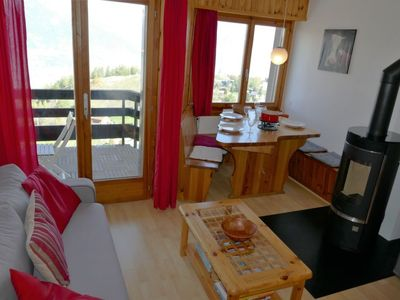 Photo for Apartment Foret E3 in Nendaz - 4 persons, 1 bedrooms