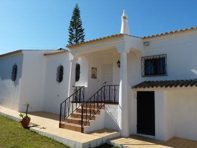 Photo for Detached 3 en-suite bedroom villa with private pool, ocean views & beach nearby