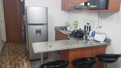 Photo for LIMA FLAT 4 1D CLOSE TO MIRAFLORES (10 MIN)
