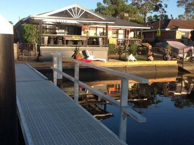 Photo for 3BR House Vacation Rental in St Huberts Island, NSW