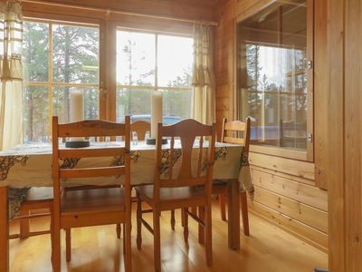 Photo for Vacation home Holiday home revontuli 1 in Inari - 11 persons, 5 bedrooms