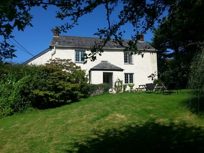Photo for Fabulous Farmhouse! Nestled in the peace of the countryside just 10mins to beach