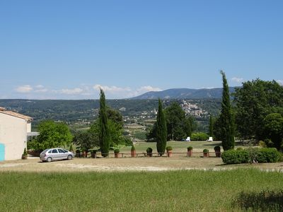 Photo for Cante Grillet / Lacoste (84) In Provence at the foot of LUBERON - quiet place close