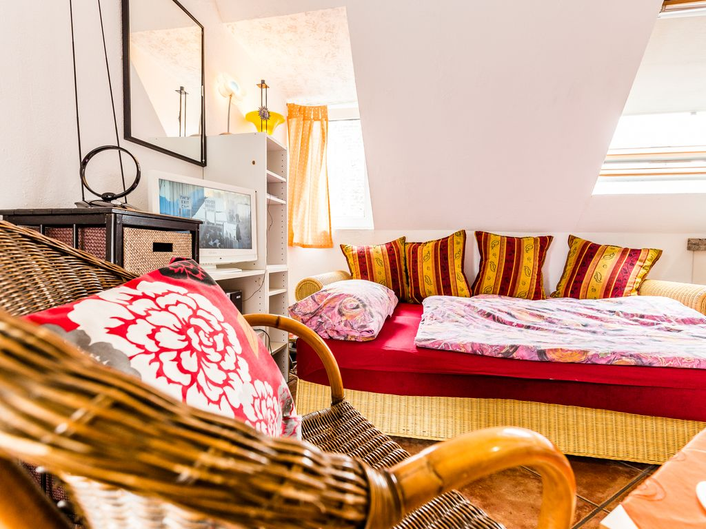 Holiday apartment, 35 square meters, Cologne