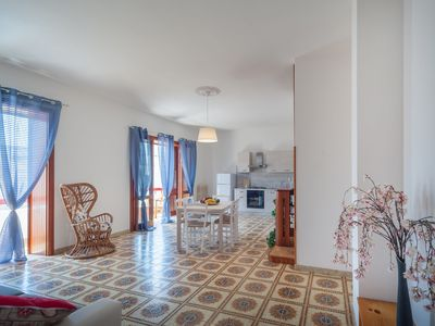 Photo for Elegant apartment with sea view in Otranto, Wifi, air conditioning and parking space