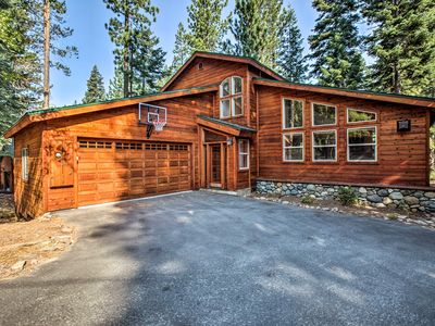 Photo for Hot Tub, Patio & Bball Hoop @ Tahoe Family Retreat