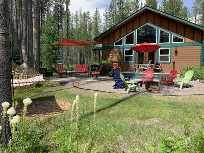 Photo for The Glacier Guest House Beautiful Handicap and Family Friendly