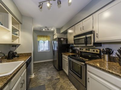 Photo for Paradise Found - 2Bd/2Ba Condo with Pool, One Block To The Beach