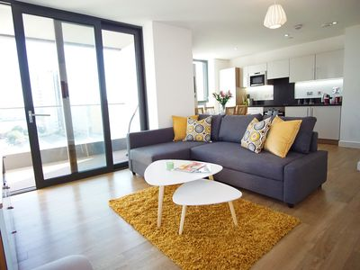 Photo for Excel - O2 Arena - London City Airport Superior Apartment