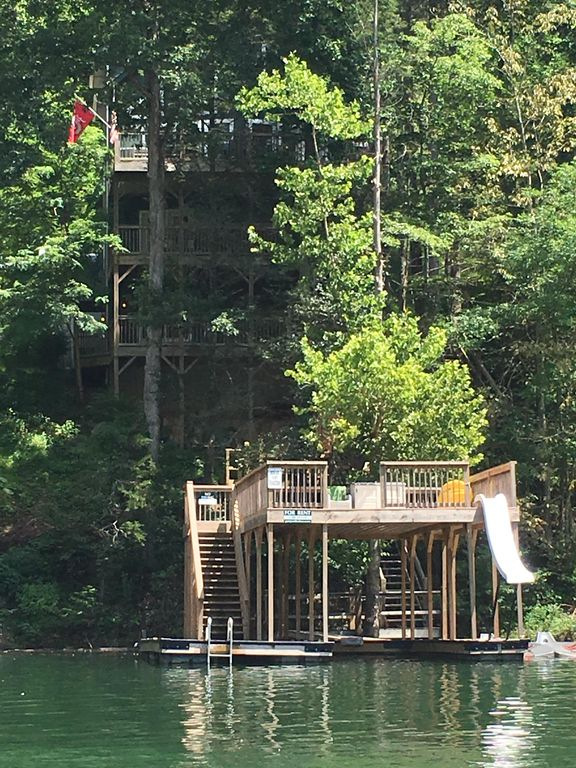 Norris Lake 9 Br 3 Lg Decks Hot Tub Homeaway