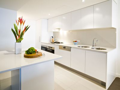Photo for Kirra Surf Apartments Beachside Three Bedroom
