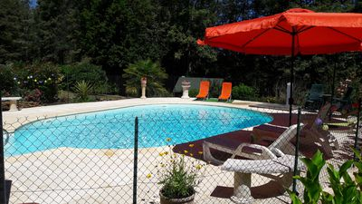 Photo for House with swimming pool near Sarlat La Caneda