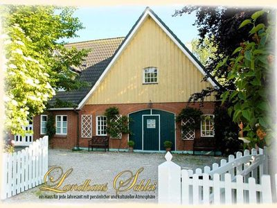 Photo for Landhaus an der Schlei near Ostseebad Eckernförde with comfort and convenience the atmosphere