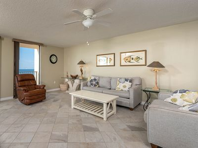 Photo for Fourth Floor Phoenix 5 Three Bedroom - Beach Front **RSVD PARKING**