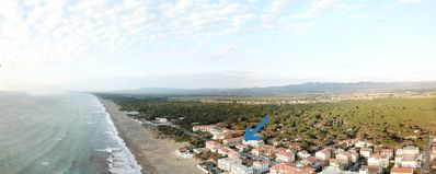 Photo for Marina Di Castagneto - Two-room apartment for 4 people 50 meters from the beach