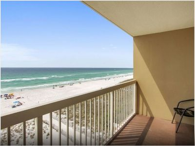 Photo for 6th Floor w/ Stunning Beach Views, 2 Pools, Fitness, Spa, Ideal Destin Location