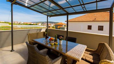 Photo for Charming elegant apartment Roma with heated outdoor pool - EOS-CROATIA