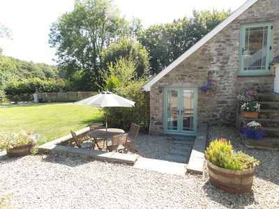 Photo for Peaceful Orchid Cottage - 4 miles from unspoilt beaches Children and Dogs welcom