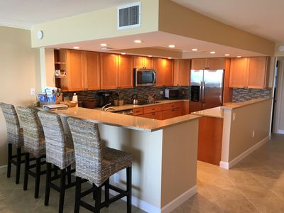 Photo for Special Oceanfront Key Colony Beach Condominium, Newly and Completely Renovated
