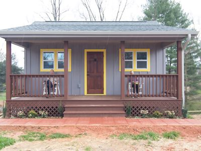 Photo for 1BR House Vacation Rental in Brevard, North Carolina