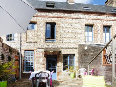 Photo for Terraced house, St. Valéry-en-Caux  in Seine - Maritime - 6 persons, 3 bedrooms
