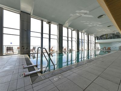 Photo for Luxury Ocean view suite with pool & gym