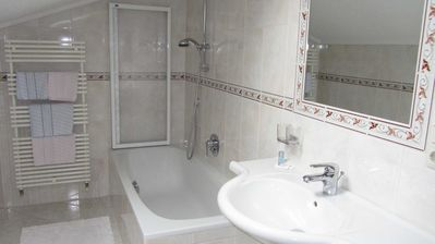 Photo for Double room No. 2 - Alpbach Pension Edelweiss