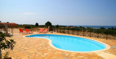 Photo for 3BR Villa Vacation Rental in Lixouri