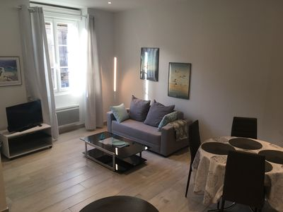 Photo for COZY NEW APARTMENT WITH GARAGE IN THE HISTORICAL CENTER OF SARLAT - CLOVIS