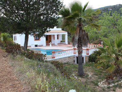Photo for A GREAT VILLA FOR COUPLES,ADULTS, WI-FI , AND PANORAMIC VIEWS REGISTRO Nº 10651