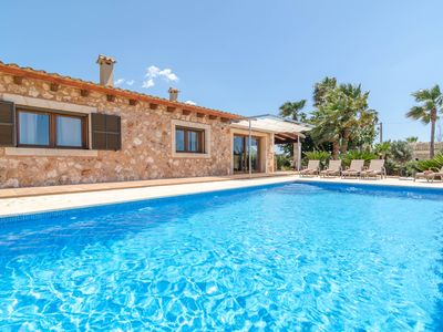 Photo for SA MARINA (MARINA DES TORRENT) - Villa with private pool in Ses Salines.