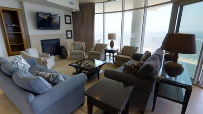 Photo for This 23rd Floor West Corner 4BR has views to die for! Book 2309C in Orange Beach