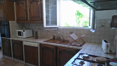 Photo for bed and breakfast in villa with pool near Aix