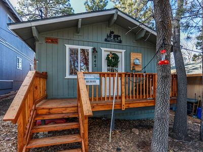 Photo for Dancing Pines - FREE Kayak/Bike Rental! - 2BR/1BA/WiFi/Smart TV/Netflix/Close to Park