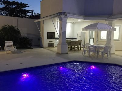 Photo for NEW HOUSE 4 SUITES 14 PEOPLE 5STARS SWIMMING POOL 200 MTS BEACH SHOP / MARKET NEXT