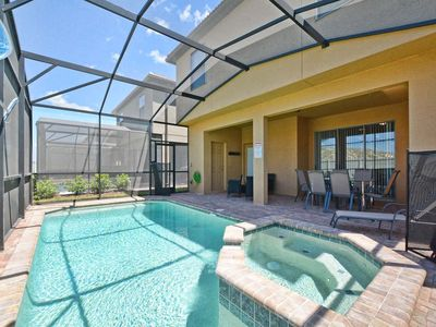 Photo for Brand New Windsor at Westside!!  Private Pool, Jacuzzi, BBQ Grill, Game Room, Free Wifi!!